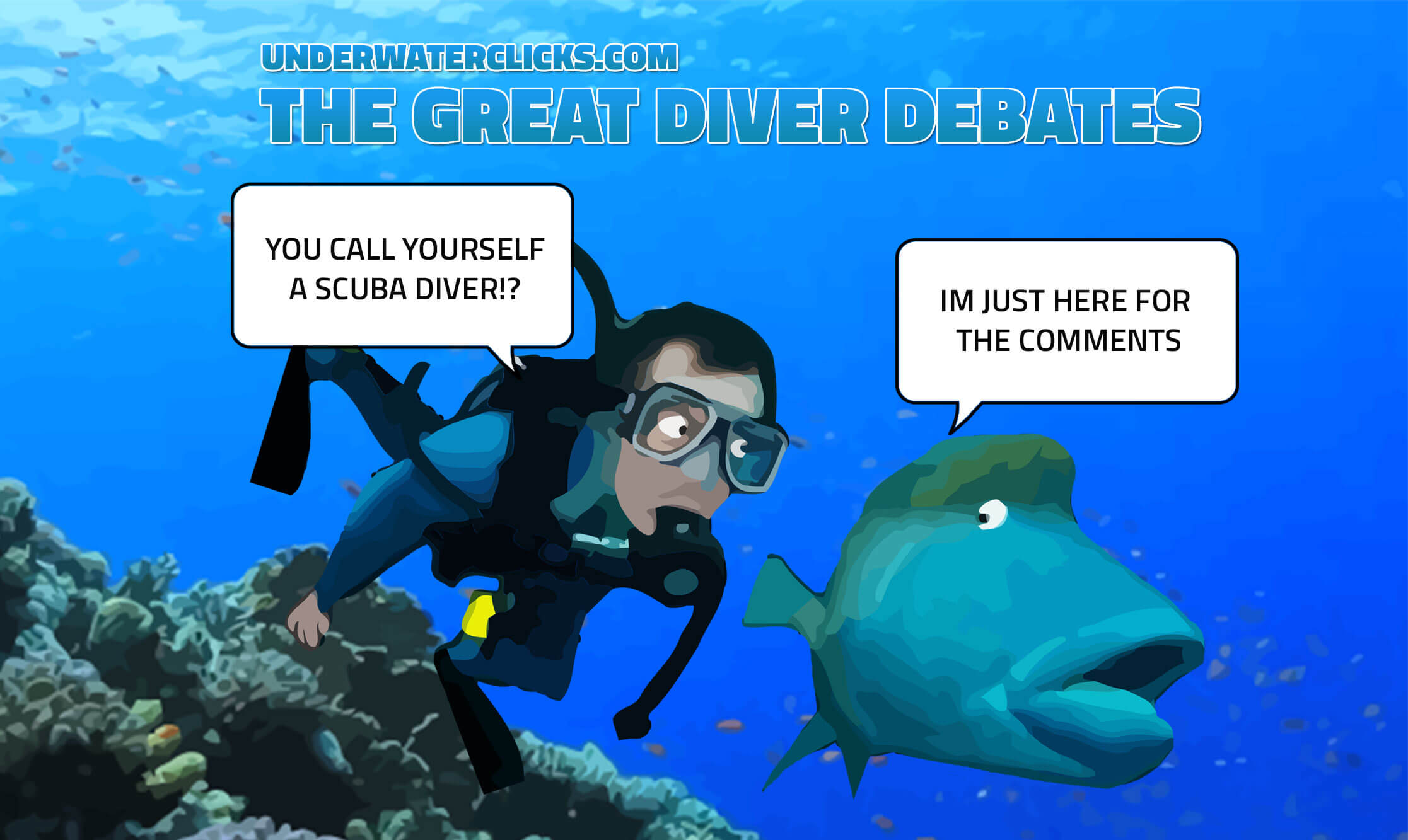 The Great Diver Debates