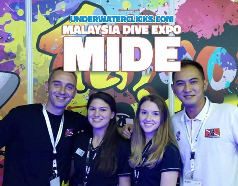 MIDE - Malaysia Dive Expo