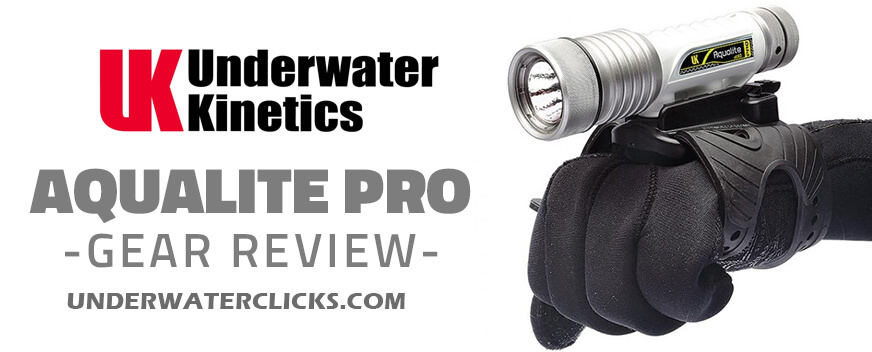 Underwater Kinetics Aqualite Pro Dive Light Review