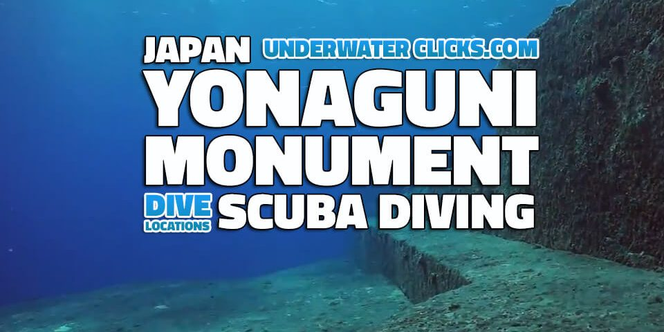 Scuba Diving Yonaguni underwater monument japan